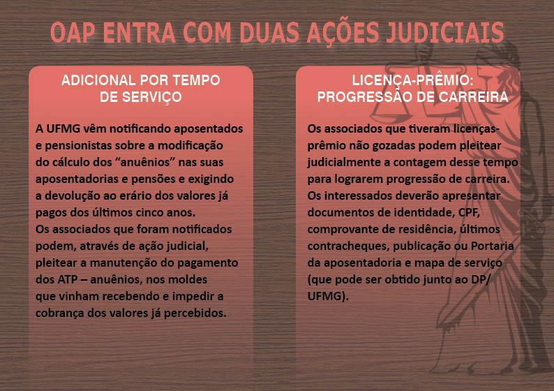 19 jun - Ações judiciais