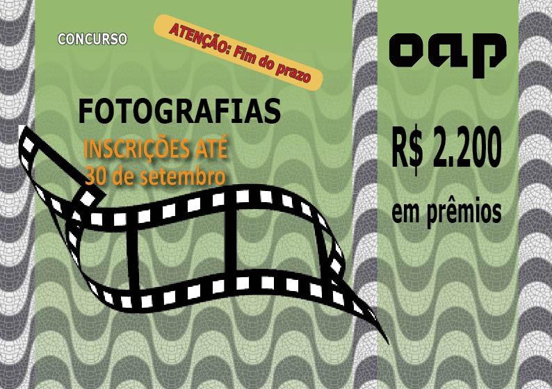 19 set - Concursos FIM FOTOGRAFIA